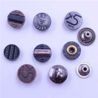 metal jeans button Manufacturer