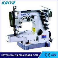 KLY600 highspeed small cylinder bed interlock sewing machine usha and  Manufacturer