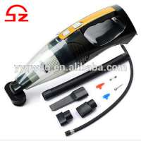 4 in 1 wet and dry 12v vacuum cleaners car Manufacturer