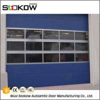 overhead industrial doorindustrial rapid sectional door Manufacturer