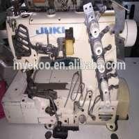 used juki industrial interlock sewing machine