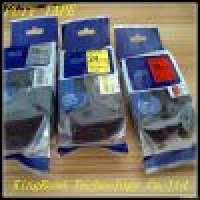 Pressure Sensitive Tapes and 12mm TZ tape black on yellow TZ631 tape Manufacturer