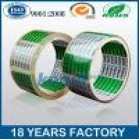 strong adhesive crystal bopp packing tape Manufacturer