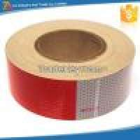 Hook & Loop Tapes and DOTC2 2 X 10 Trailer Conspicuity DOT Reflective RedWhite Tape Manufacturer