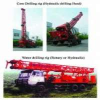 diamond core drilling rig water drilling rig Manufacturer