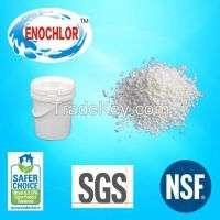 Swimming pool chemical sodium process calcium hypochlorite granular 65 Manufacturer