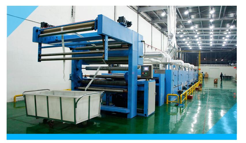 Laboratory Stenter Machine