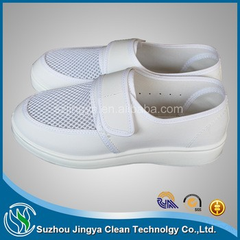 esd safty shoesesd antistatic shoescleanroom pvc sole shoes
