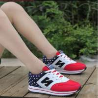 Women Trainers Breathable Sport shoes ladies Casual running shoes Manufacturer
