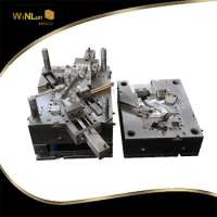 high precision injection plastic mold industrial components Manufacturer