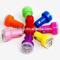 Dual USB Car Charger Mobile Phone  Manufacturer