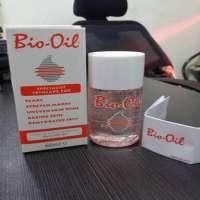 ORGANIC Rose Bio Oil to heal Dry Skin Fine Lines Acne Scars