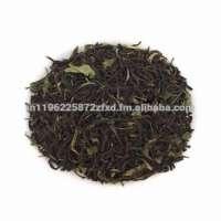 Nargis Tulsi Green Tea Holly Basil Blended Chai Loose Leaf Tea FL 10