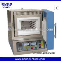 1200C temeprature heat treatment muffle furnace PID controlled Manufacturer