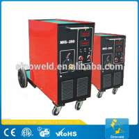 High proformance mig inverter welding machine MIG250 Manufacturer