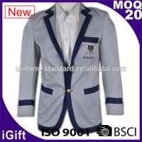 Fashional design office business suit uniform men suits Manufacturer