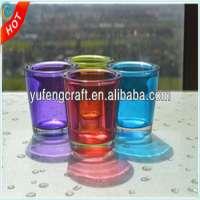 diwali glass tealight holder decoration diya Manufacturer