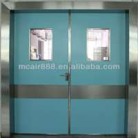 Medical Hermetic Sealed Manual Twopanelled Door Manufacturer