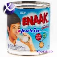ENAAK Condensed Milk PUTIH Can 375gr Manufacturer
