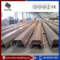 Biggest steel sheet pile in  Manufacturer