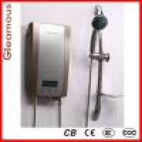 Clear LCD screen instant water heater Manufacturer