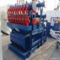 drilling fluids hydrocyclone mud cleaner Manufacturer