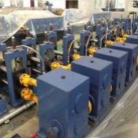 stainless steel pipe production line Manufacturer