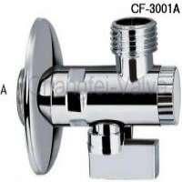 brass angle valve CF3001A Manufacturer