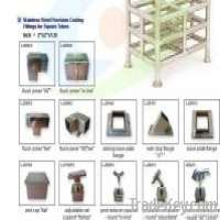 modular stainless steel handrail component Manufacturer