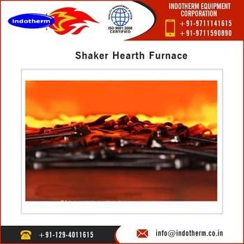 Shaker Hearth Reciprocating Heat Treatment Furnace