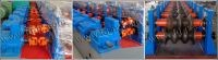 3 Waves highway protecting plate Roll forming machine