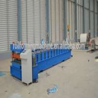 Metal tile Sheet Roofing roll forming machine