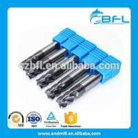 Solid Carbide End Mills 4 Flutes Manufacturer