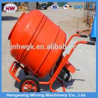 Electric Diesel Mini Cement Concrete Mixer Manufacturer