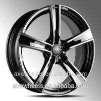 chrome alloy wheel car rims Manufacturer