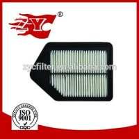 Parts Automotive Air Filter PP Material Car Intake Filter 17220REZA00 Manufacturer