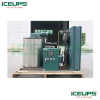 Small commercial flake ice machine for supermarket Manufacturer