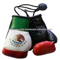 Car Hanging Mini Boxing Gloves Key Rings Key Chain Manufacturer