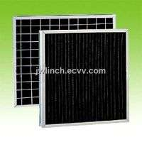 Activated carbon panel filter ACPV1 &amp ACPV2 Manufacturer