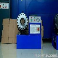 CE certificate HYT80 Hydraulic hose crimping machine