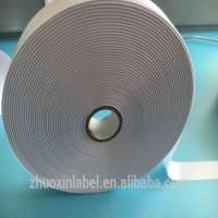 double side woven polyester satin ribbon printed labels Manufacturer