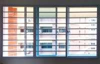 Aluminium casement Window Grills