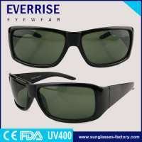 Big Frames Men Sporting Sunglasses