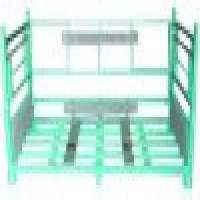 steel rack glass Manufacturer