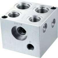 Hydraulic Solenoid Valve Block Speed Control Manufacturer