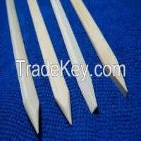 flat bamboo skewers Manufacturer