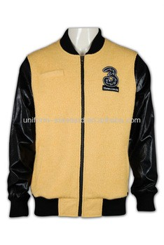 and high leather sleeve jacket blazer pu coat