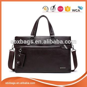 fc17e78faa Men Briefcase Shoulder Leather Bag Men Messenger Bags Handbag Computer Bags  From Shenzhen Sheng Bao Xing Leather Co.