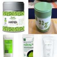 Organic Green Tea Powder  Manufacturer