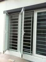 high quality aluminium window grill Manufacturer